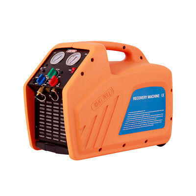 Portable Refrigerant Recovery Unit - Recovery Machine - 1 HP AC - HVAC/R Tools