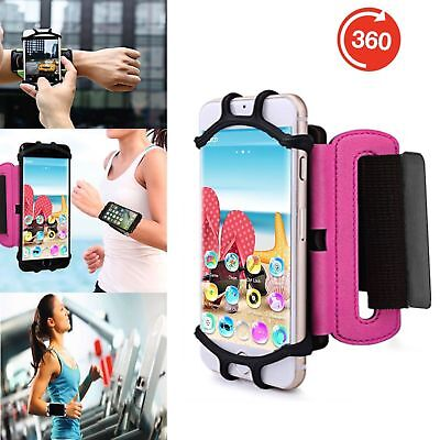 Sport Arm Band - Samsung Galaxy S9 Active Handy Hulle Case - SPO-3 Pink