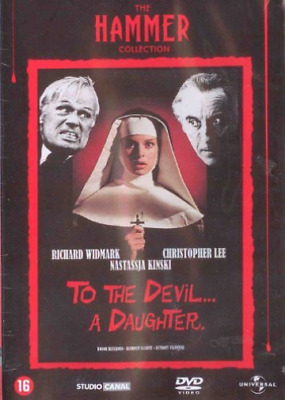 To the Devil a Daughter - Dutch Import  (UK IMPORT)  DVD NEW