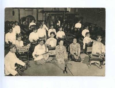 201946 INDONESIA DJAKARTA Gamelan orchestra in Radio Studio
