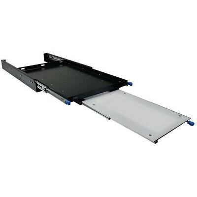 FRIDGE SLIDE WITH Extra Pull Out Bench Cutting Board Table - 4WD