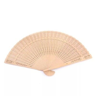 Bamboo Wooden Fan