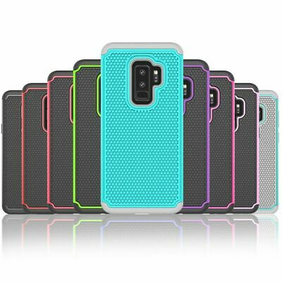Shockproof Heavy Duty Hard Case Cover For Samsung Galaxy S6 S7 Edge S8 S9 Plus +