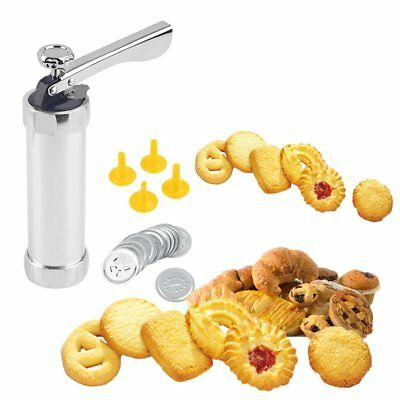 Cookie extruder Press Machine Biscuit Maker Cake Making Decorating SetSE