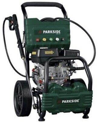 Parkside petrol pressure washer phdb 4 b2 for Idropulitrice parkside