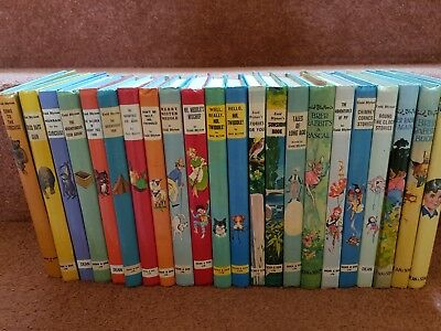 Enid Blyton books - The Rewards Series