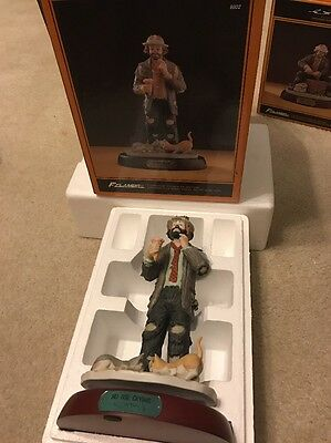 No Use Crying Emmett Kelly Jr Signature Collection