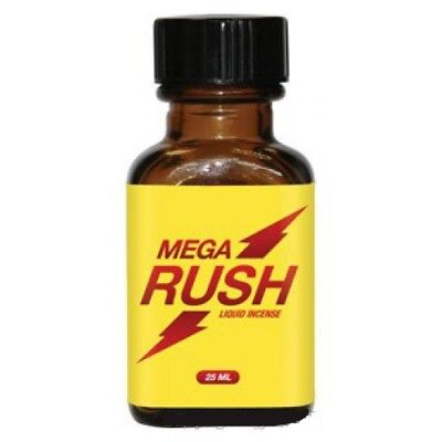Poppers Mega Rush 25 ml - Aphrodisiaque - Sexe
