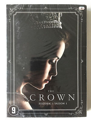 The Crown Saison 1 Coffret DVD Neuf