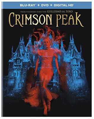 CRIMSON PEAK (2PC) (W/DVD) ...-CRIMSON PEAK (2PC) (W/DVD) /  (Importazione USA)