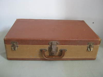 Vintage Suitcase, Cardboard, Shabby Country Farmhouse, Cottage, Victorian Chic