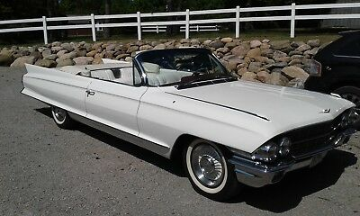 Other Makes: CADILLAC DEVILLE 1962 CADILLAC DEVILLE CONVERTIBLE 42,000 ORIGINAL MILES AND BETTER THAN NEW
