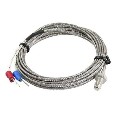 5X(3M K Type Thermocouple Temperature Controller 0-400C Sensor Probe I4S2)