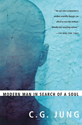 Jung, C. G.-Modern Man In Search Of A Soul  (US IMPORT)  BOOK NEW