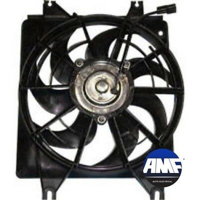 New Electric Cooling Fan for Hyundai Accent A/C 1995 - 1999 - 97730-22010