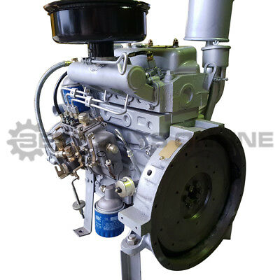 INDUSTRIAL DIESEL ENGINE 25HP ELECTRIC START WATER COOLED Highly Regulated