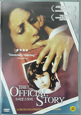 9The Official Story, La Historia Oficial (1985 - Luis Puenzo) DVD NEW
