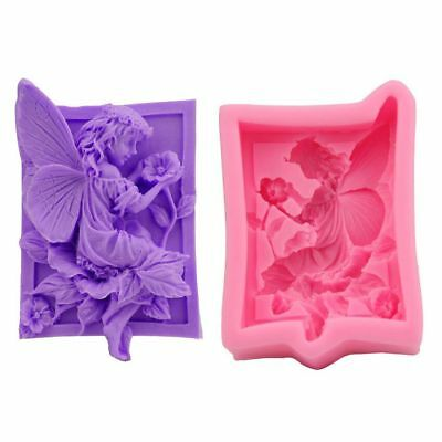 DIY Soap Mold Candle Silicone Cake Candy Chocolate Fondant Molds