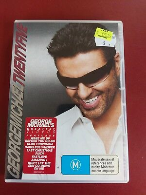 George Michael Twenty Five Music Dvd