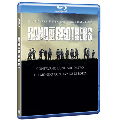 Band Of Brothers - Fratelli Al Fronte (2 Blu-Ray)  [Blu-Ray Nuovo]