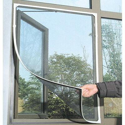 Protector Fly Insect Bug Anti Mosquito Fly Screen Curtain Window Net Mesh