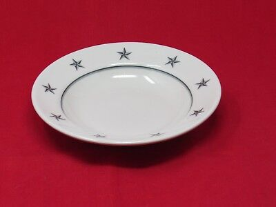 "Gray Star ""Soup Plate"" from S.S. UNITED STATES - NAUTIQUES sHiPs WORLDWIDE"