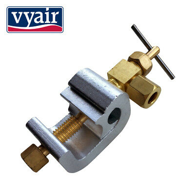 """VYAIR Self-Piercing Saddle Valve for 1/4"""" Reverse Osmosis Water Filter Systems"""