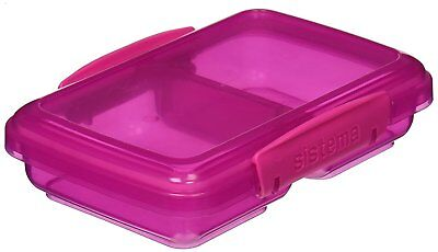 SISTEMA LUNCH COLLECTION Small Split Food Storage Container