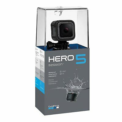 GoPro Hero5 Session Edition 4K Ultra HD, Wi-Fi Waterproof Action Camera -**NEW**