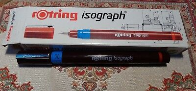 rOtring  Isograph Tuschefüller 0,7 mm