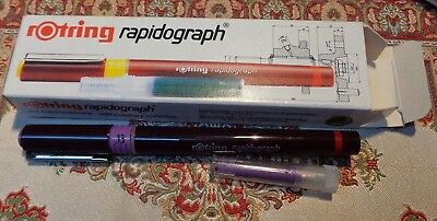 rotring rapidograph  0,13