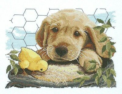 Feed-Bag Buddies - Counted Cross Stitch Chart from Country Threads