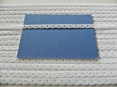 Card of New Lace - White