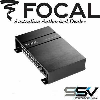 Focal FSP-8 8-Channel Digital Signal Processor (FSP8) Focal