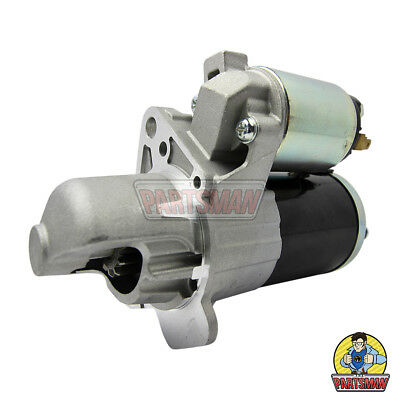 New Starter Motor Holden Commodore VE-VZ 04-07 Rodeo RA 03-08 3.6L V6 Auto