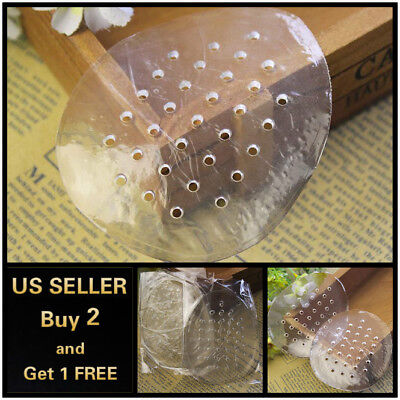 Gel Silicone Shoe Front Pads High Heel Shoes Half Feet Cushion Insoles Inserts