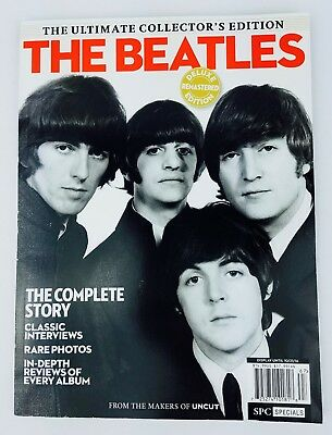 Beatles Collector Edition Magazine Complete Story Oct 2014 Interviews Photos