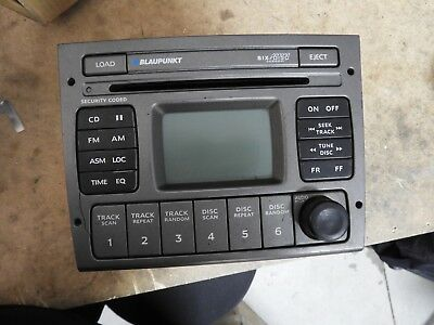 Holden Commodore VY VZ Stereo Radio Head Unit CD Player