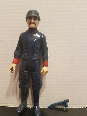 Bespin Security Guard. Poch. Made In Spain. Kenner. Vintage.1980.