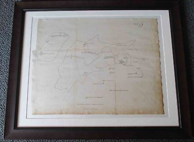 New Zealand. First published indigenous map. 1798.