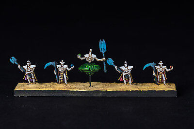Lords of Necropolis - Overlord, Cryptec, Destroyer Lor for Epic Necron Army 6mm