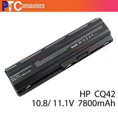 Replacement Notebook Laptop Battery for HP MU06 MU09 SPARE 593554-001 593553-001