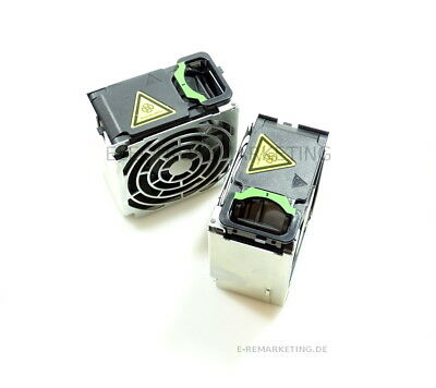 2x Fan Lüfter Fujitsu PRIMERGY RX300 Hot Plug Model AFC0712DE-7K1M