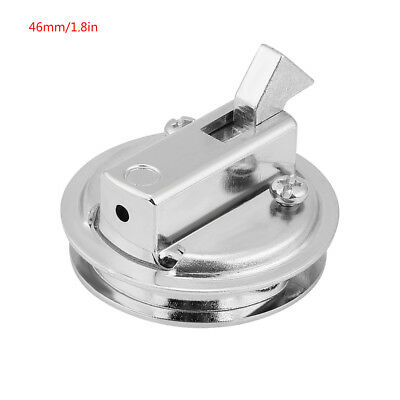 Stainless Steel Chrome Flush Pull Slam Latch for Marine Boat Deck Hatch Door LJ4