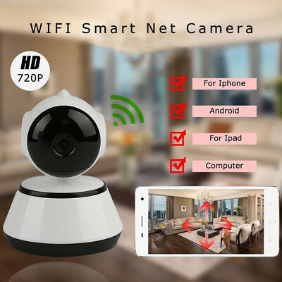V380 Telephone APP HD 720P Mini IP Camera Wifi Camera de securite sans fil P2 R1