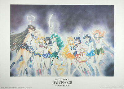 Affiche Offset Sailor-Moon Sailor Moon 1