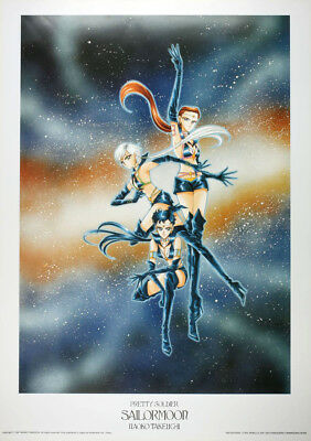 Affiche Offset Sailor-Moon Sailor Moon 4 1000 Editions