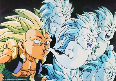 Affiche Offset Dragon Ball Z Dragon Ball Z n°3