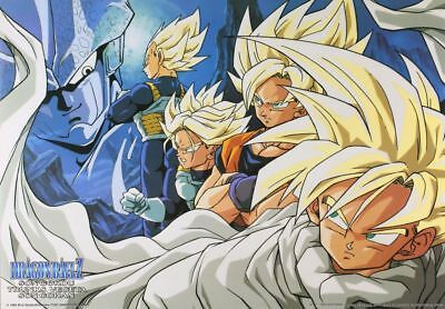 Affiche Offset Dragon Ball Z Dragon Ball Z n°5