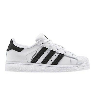 check out a116b dd156 Scarpe Adidas Superstar C Bianche-Nere A i 2017 Bz0370